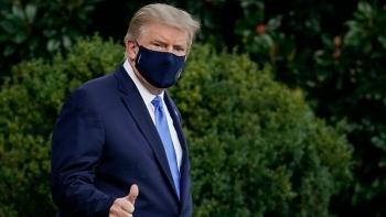 Tổng thống Trump hủy kế hoạch vận động tranh cử tại Wisconsin, nguyên nhân không liên quan việc ông nhiễm bệnh