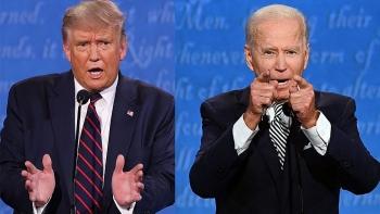 Ông Biden hối hận vì gọi đối thủ Donald Trump là