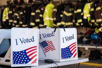 Cử tri Mỹ bỏ phiếu sớm cao kỷ lục, gấp hơn 50 lần so với cùng thời điểm năm 2016