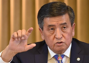 Tổng thống Kyrgyzstan sẵn sàng từ chức khi nội các mới được thành lập
