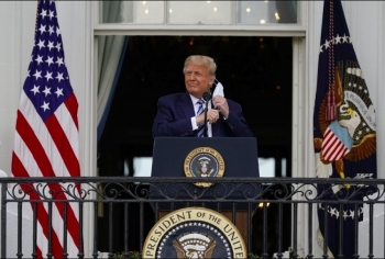 Tổng thống Trump tuyên bố đã bình phục và sẵn sàng tham gia chiến dịch tranh cử