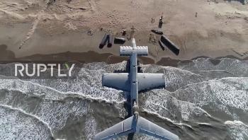 Mục sở thị thủy phi cơ