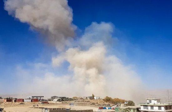 Đánh bom xe đẫm máu nhằm vào trụ sở cảnh sát ở Afghanistan, chưa bên nào nhận trách nhiệm