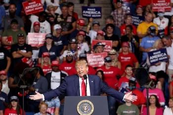 Cựu chiến lược gia Nhà Trắng tiết lộ Tổng thống Trump sẽ tái tranh cử vào năm 2024 nếu thất bại trước ông Biden