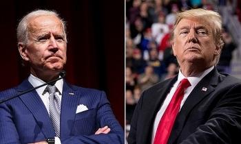 Hai ứng viên bầu cử Trump và Biden đồng loạt kêu gọi cử tri các bang chiến địa bỏ phiếu sớm