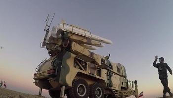Iran thử nghiệm hệ thống vũ khí trong tập trận phòng không được sản xuất trong nước