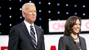 An ninh Mỹ bắt giữ với cáo buộc đe dọa bắt cóc, giết ông Biden và bà Harris