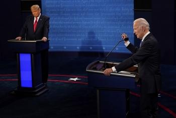 """Ứng viên Joe Biden khẳng định """"chưa từng nhận một xu từ nước ngoài"""""""