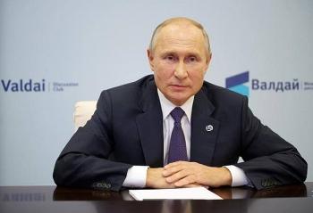 Ông Putin phản bác chỉ trích của Tổng thống Trump đối với gia đình đối thủ bầu cử Biden