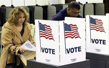 Phiếu đại cử tri quyết định ghế Tổng thống Mỹ là gì?
