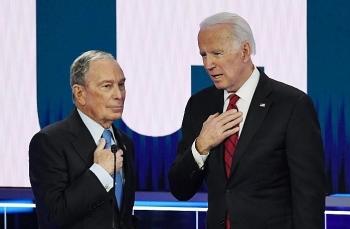 Tỷ phú Bloomberg bạo tay chi 15 triệu USD đăng quảng cáo ủng hộ ông Biden trong tuần cuối tranh cử