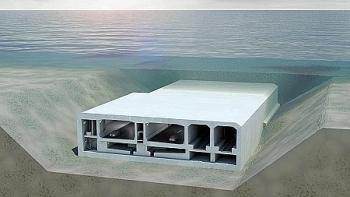 Đan Mạch xây đường hầm vượt biển dài nhất thế giới sau hơn một thập kỷ lên kế hoạch