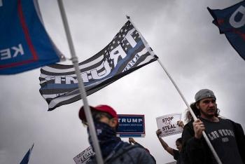 Ông Trump bất bình với kết quả bầu cử, một số lãnh đạo đảng Cộng hòa đồng loạt im lặng