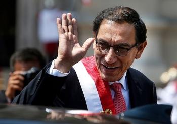 Quốc hội Peru bỏ phiếu luận tội Tổng thống, cáo buộc lạm dụng quyền lực