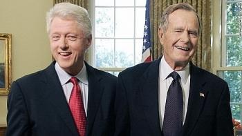 Thư gửi người kế nhiệm của cựu Tổng thống Bush gây