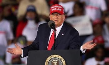 Reuters khẳng định Trump đang