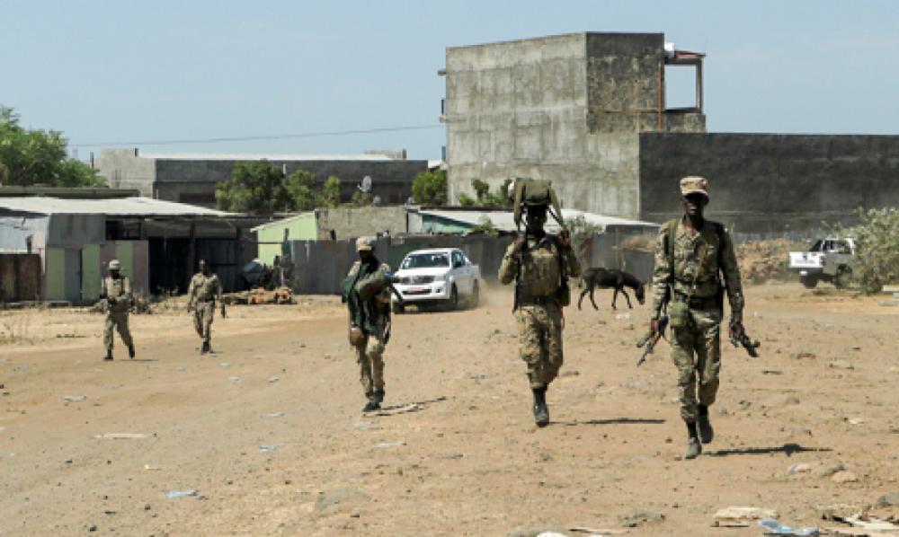Hai sân bay ở Ethiopia bị dội tên lửa, chính phủ hướng cáo buộc vào nhóm phiến quân