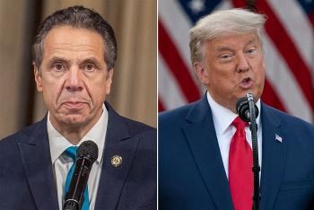 Thống đốc New York dọa đâm đơn kiện chính quyền Tổng thống Trump