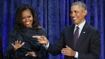 Ông Obama tiết lộ bà Michelle từng