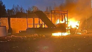 Đại sứ quán Mỹ tại Iraq hứng đợt tấn công dữ dội bằng tên lửa, 6 người thương vong