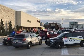 Xả súng tại trung tâm thương mại Mỹ, nghi phạm