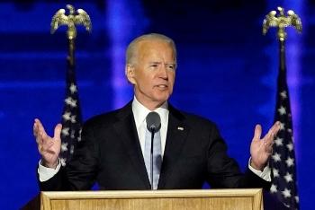 Ông Joe Biden tuyên bố ngày nhậm chức trong khi Trump vẫn còn mải mê với các vụ kiện tụng