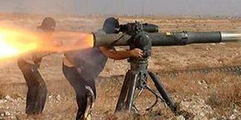 Phiến quân dùng TOW tấn công dữ dội vào lính Nga đang làm nhiệm vụ