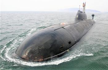 Thay vì mua, Ấn Độ thuê tàu ngầm hạt nhân của Nga