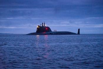 Siêu tàu ngầm hạt nhân Nga nhận lệnh khai hỏa, nã tên lửa diệt mục tiêu cách 1.000 km