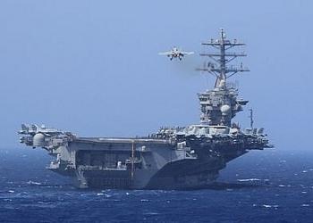 Đội tác chiến tàu sân bay Mỹ bất ngờ đến vịnh Ba Tư sau vụ chuyên gia hạt nhân Iran bị ám sát