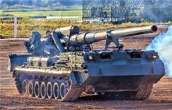 """Pháo tự hành """"chết chóc nhất thế giới"""" sẽ được trang bị đạn thế hệ mới, giúp nâng cao khả năng chiến đấu"""