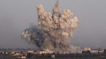 Không quân Nga, Syria trút mưa bom dữ dội suốt 2 ngày, tiêu diệt IS ở miền Trung Syria