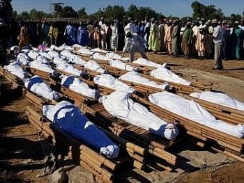 Đông bắc Nigeria chấn động vì vụ thảm sát 110 nông dân