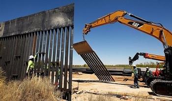 Tổng thống Trump thúc tiến độ hoàn thành bức tường biên giới vì lo ngại kế hoạch bị dừng