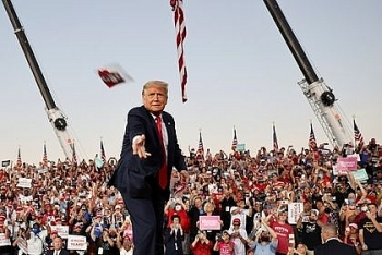 Ông Trump cân nhắc tổ chức sự kiện tranh cử vào đúng ngày tân Tổng thống Biden nhậm chức
