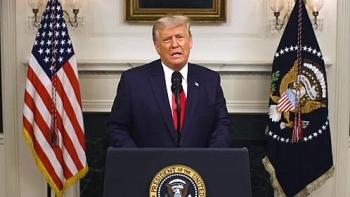 """Ông Trump gọi cuộc bầu cử Mỹ năm 2020 là một """"thảm họa toàn diện"""""""