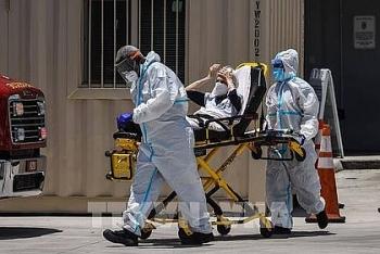 Bệnh viện sắp quá tải vì bệnh nhân Covid-19 cao kỷ lục, Mỹ bước vào cuộc khủng hoảng y tế nghiêm trọng nhất lịch sử