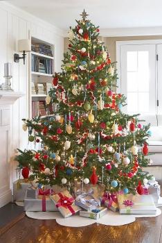 Những ý tưởng trang trí nhà Noel đẹp và ấn tượng nhất 2020