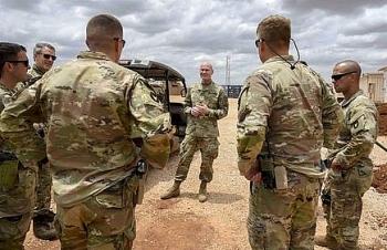 Ông Trump lệnh rút quân khỏi hầu hết quân Somalia, để lại duy nhất một căn cứ