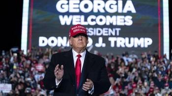 Tổng thống Trump chuẩn bị xuất hiện để ủng hộ đồng minh Cộng hòa trong cuộc đua vào Thượng viện