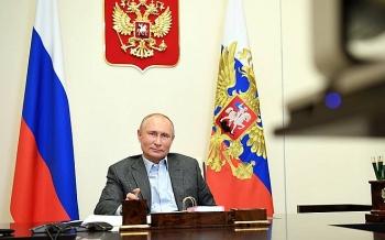 Tổng thống Putin tuyên bố Nga sẽ phát triển ở Bắc Cực và các vùng lãnh thổ phương Bắc