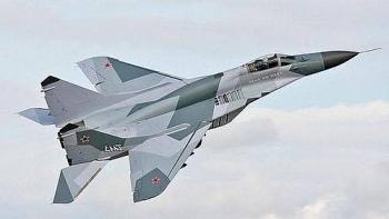 Chiến đấu cơ MiG-29 của Nga bị phát hiện di chuyển qua không phận Libya