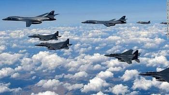 Không quân Mỹ dẫn đầu thế giới về quy mô của dàn máy bay chiến đấu