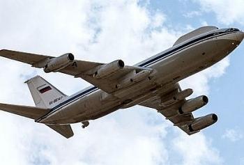 Máy bay 'ngày tận thế' bí mật của Nga bị trộm đột nhập đánh cắp thiết bị đặc biệt quan trọng