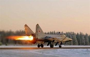 Không quân Nga đã triển khai phi đội tiêm kích MiG-31BM