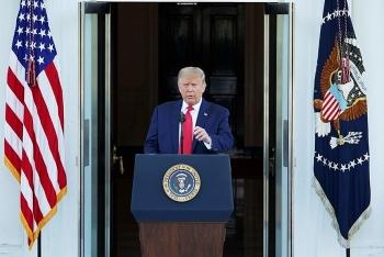 Nhà Trắng sẽ được tẩy trùng ngăn COVID-19 sau khi ông Trump rời đi