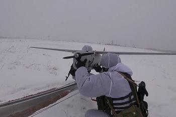 Video: UAV trinh sát cho pháo hạng nặng Nga tiêu diệt gọn mục tiêu
