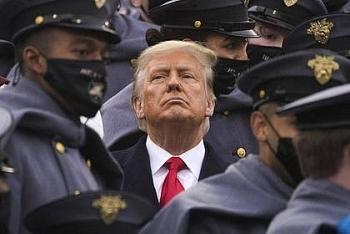 Trước cuộc bỏ phiếu cuối cùng, Tổng thống Trump mạnh mẽ tuyên bố tiếp tục hành động