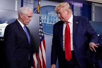 Ông Trump và nhiều quan chức cấp cao tại Nhà Trắng chuẩn bị được tiêm vaccine ngừa Covid-19