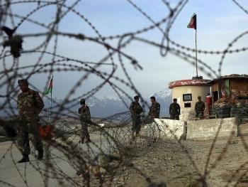 Căn cứ quân sự lớn nhất của Mỹ tại Afghanistan lại bị nã rocket như mưa